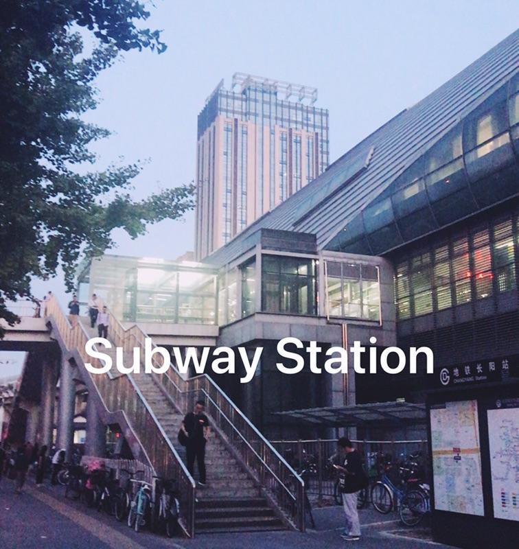 Beijing-Fangshan-Line 9 & Line Fangshan,Short Term,Single Apartment,Sublet