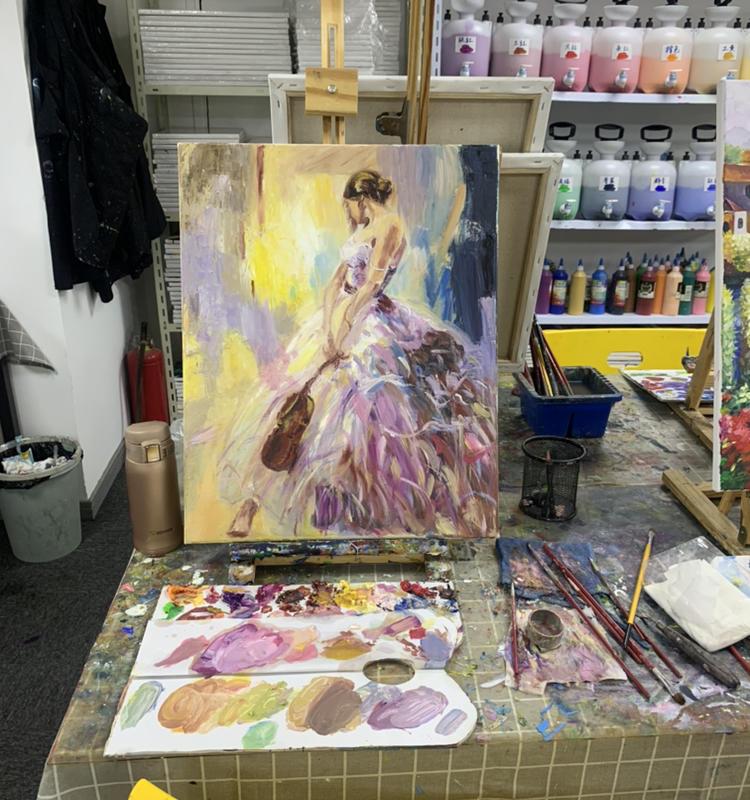 我的画   My Art Life