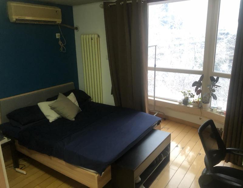 Beijing-Chaoyang-Shared Apartment,LGBT Friendly 🏳️🌈,Replacement,Seeking Flatmate,Long & Short Term,👯♀️