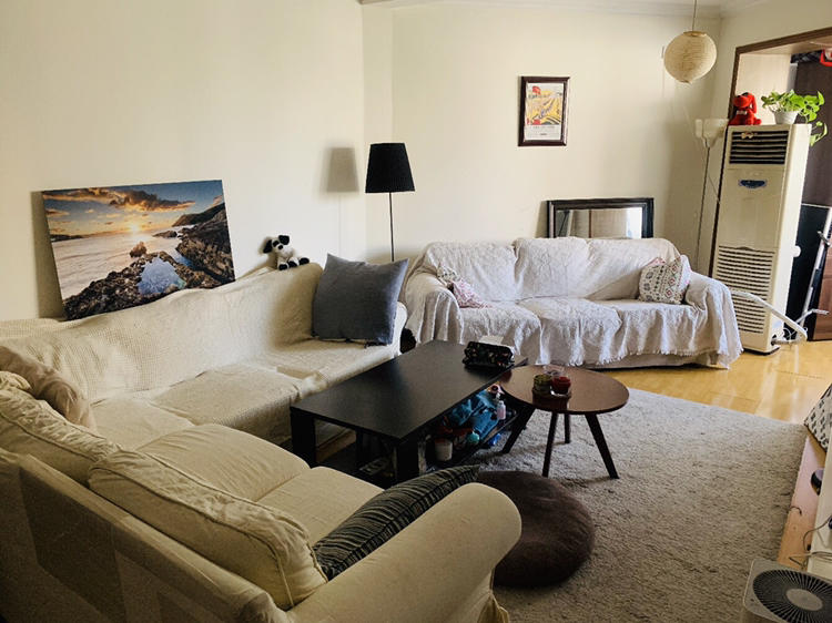 Beijing-Dongcheng-Dongzhimen,Short Term,Sublet,Replacement,Shared Apartment,LGBT Friendly 🏳️‍🌈,Pet Friendly