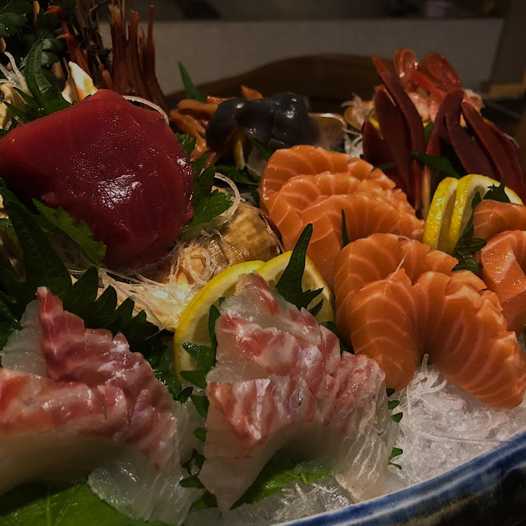 刺身中毒|Sashimi Night