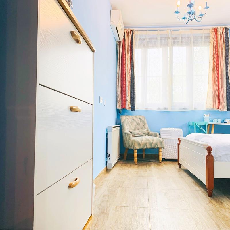 Beijing-Dongcheng-Includes all fees,Hutong,Terrace露台花园,随时可入住,五道营胡同,👯♀️,🏠,Single Apartment,LGBTQ Friendly,Pet Friendly