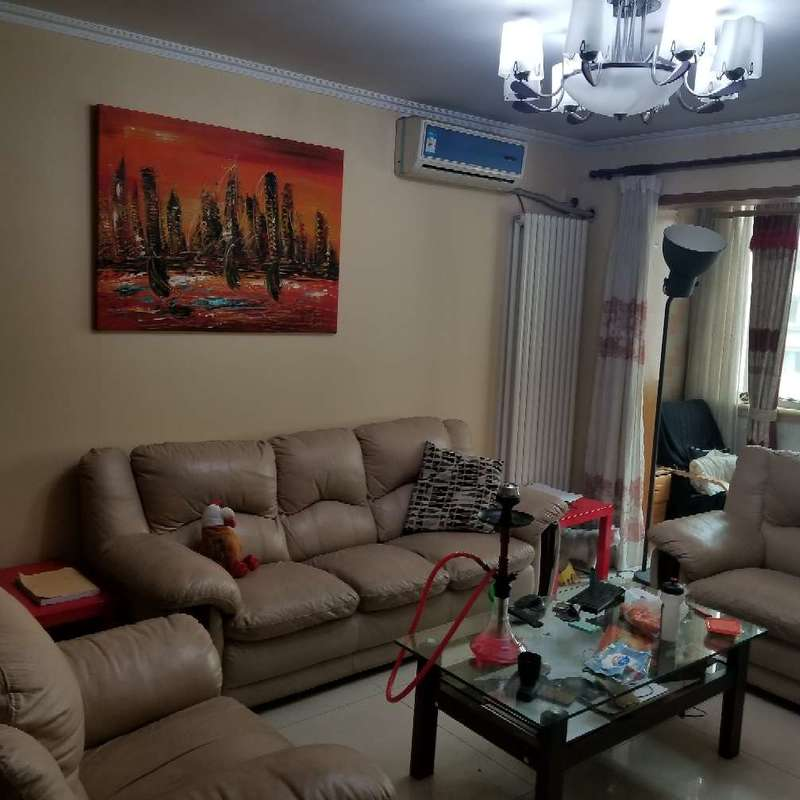 Beijing-Haidian-Short Term,Shared Apartment,Replacement,Seeking Flatmate,Pet Friendly,LGBT Friendly 🏳️‍🌈