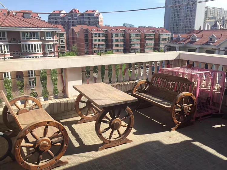 Beijing-Tongzhou-Terrace,Shared Apartment,Seeking Flatmate,👯♀️