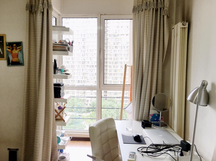 Beijing-Chaoyang-3bedrooms,Shared Apartment,Replacement,Seeking Flatmate,👯‍♀️