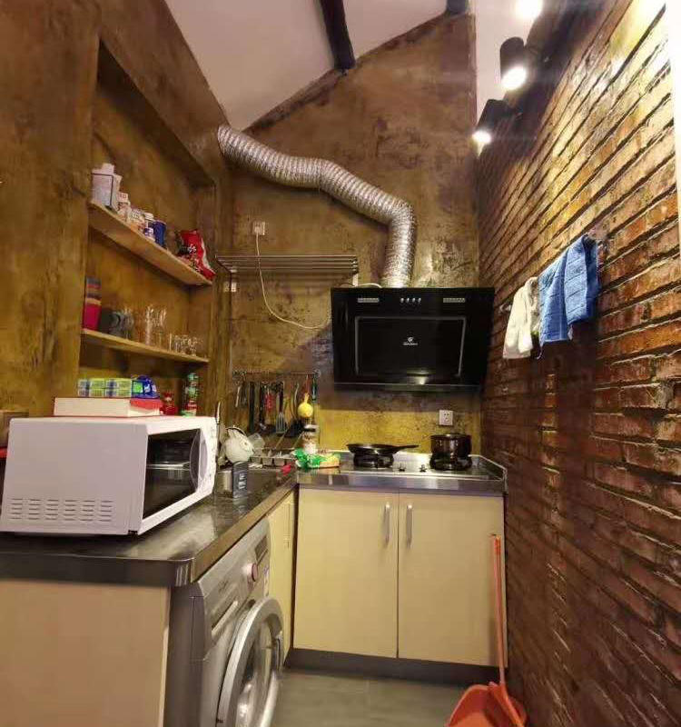 Beijing-Dongcheng-Hutong House,Lama Temple,Sublet,Single Apartment