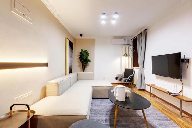 Beijing-Dongcheng-Line 7,民宿,日系,俩居,2 rooms,Long & Short Term,Short Term