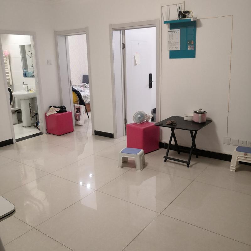Beijing-Tongzhou-👯♀️,Shared Apartment,Long & Short Term