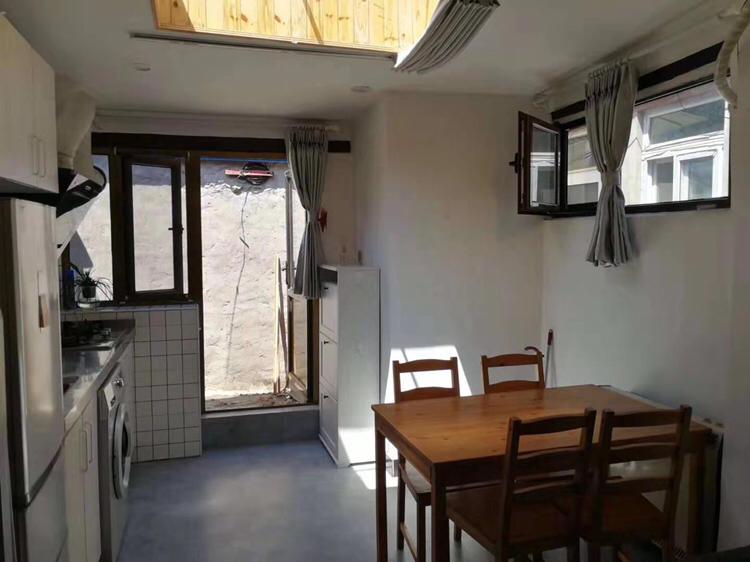 Beijing-Xicheng-Single Apartment,Pet Friendly,Replacement,🏠