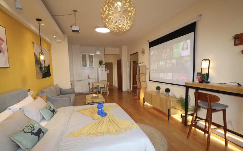 Beijing-Haidian-Sublet,Single Apartment,Short Term,Long & Short Term,🏠