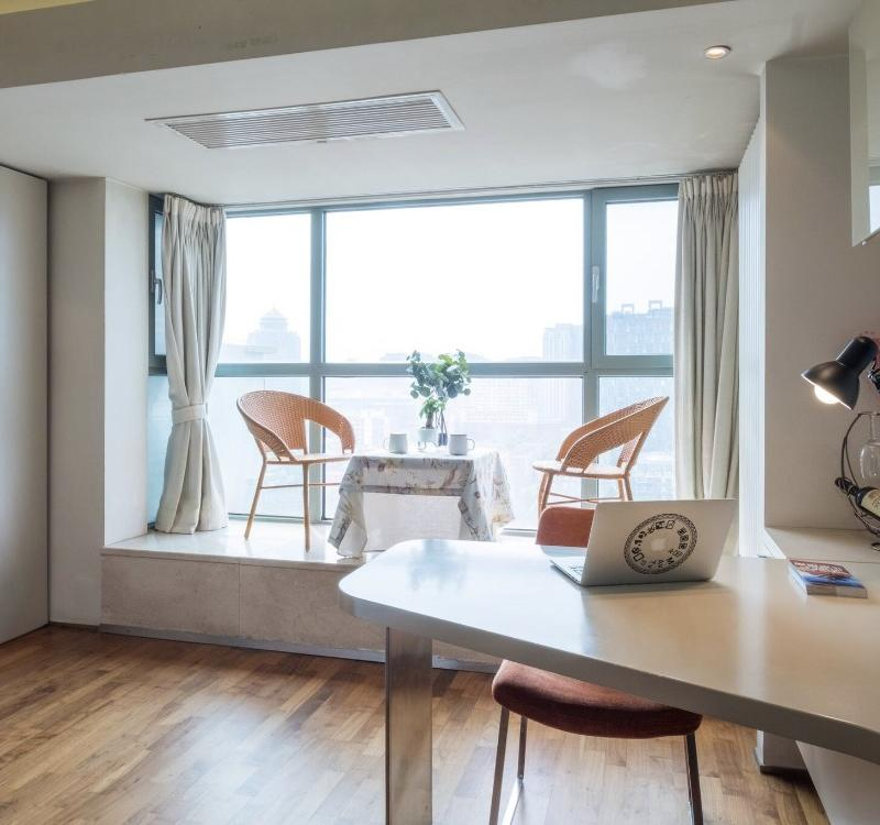 Beijing-Dongcheng-Lovely ,Bright ,Single Apartment