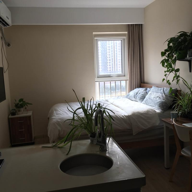 Beijing-Chaoyang-Single Apartment,Short Term,Replacement,LGBT Friendly 🏳️‍🌈,Long & Short Term