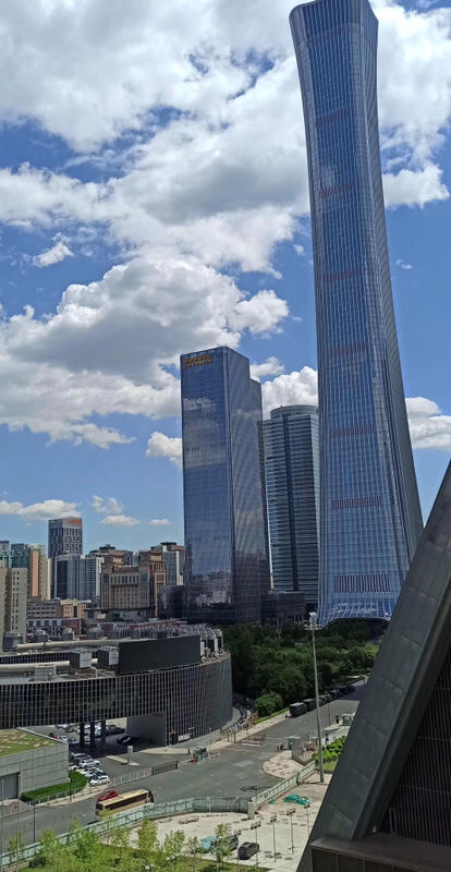 Beijing-Chaoyang-Center of CBD,2 bedroom apartment,🏠,Long & Short Term,Single Apartment