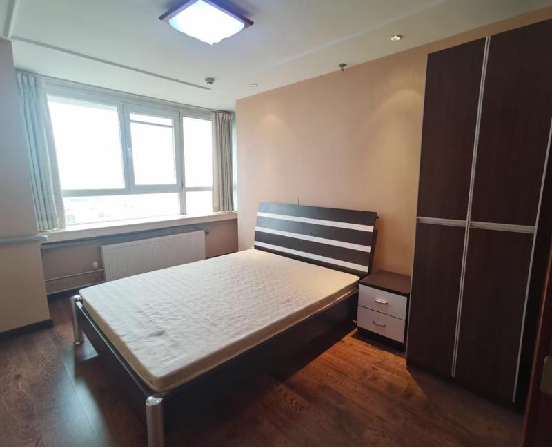 Beijing-Chaoyang-2 rooms,Sanlitun,Whole apartment ,Long term,Line 2/10,🏠