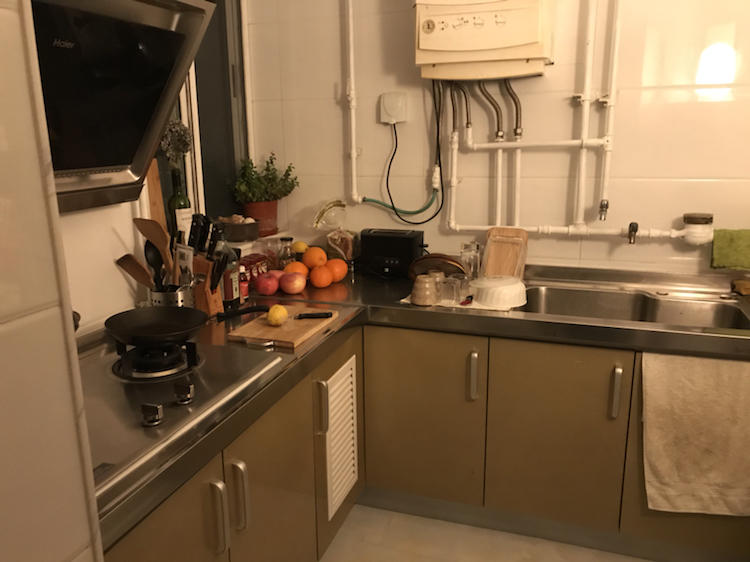 Beijing-Haidian-Wudaokou,Sublet,Single Apartment,Short Term
