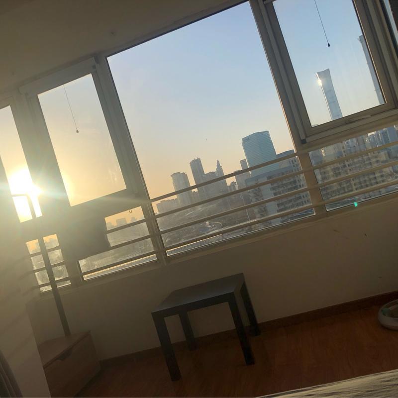 Beijing-Chaoyang-🌃view超好,🚇出楼是四惠站 1号和八通线,🏠CBD核心地段,Seeking Flatmate,Shared Apartment,LGBT Friendly 🏳️🌈,Pet Friendly,👯♀️