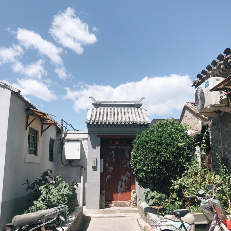 Beijing-Dongcheng-Hutong,👯♀️,Seeking Flatmate,Replacement,LGBT Friendly 🏳️🌈,Shared Apartment