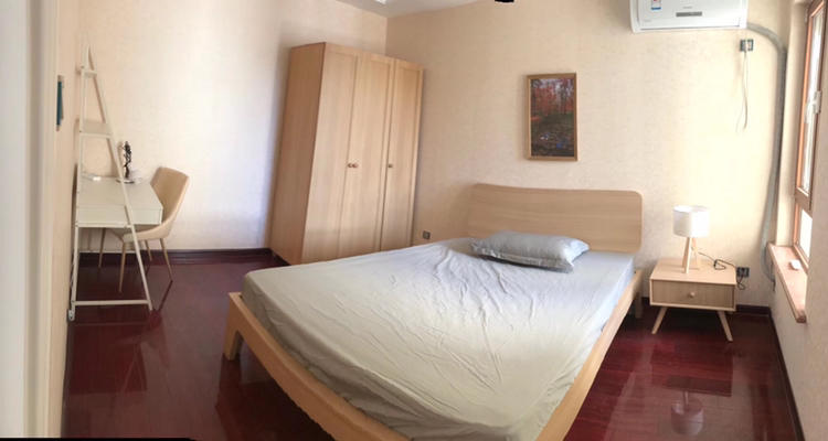 Beijing-Tongzhou-storage room,free WiFi,2 bedrooms,Sublet,Single Apartment