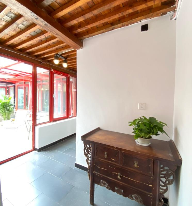 Beijing-Dongcheng-hutong courtyard,Long & Short Term,Short Term,Pet Friendly
