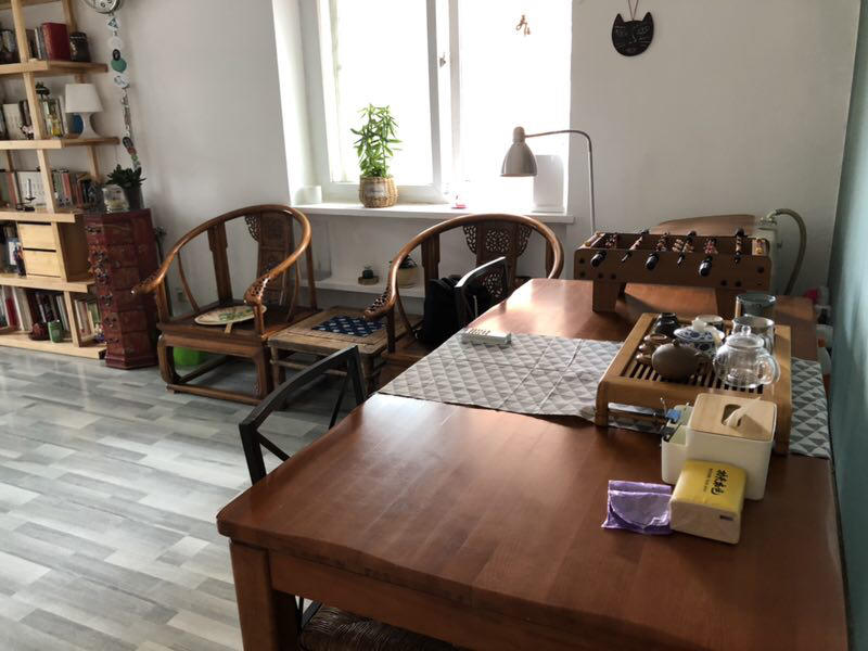 Beijing-Chaoyang-2 bedrooms,Long lease,LGBT Friendly 🏳️‍🌈,🏠