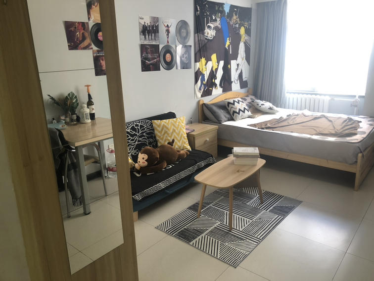 Beijing-Daxing-🏠,line 4,Long & Short Term,Sublet,Replacement,Single Apartment,LGBTQ Friendly,Pet Friendly