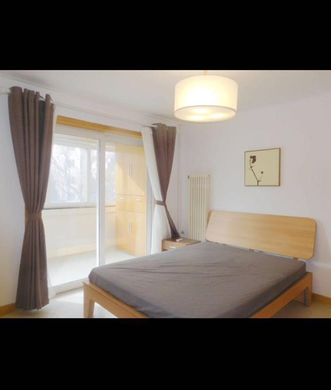 Beijing-Chaoyang-2 rooms available,Short Term,Replacement