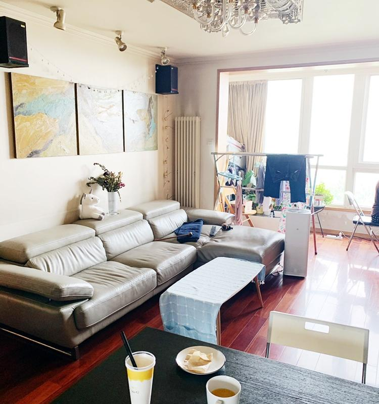 Beijing-Chaoyang-long term,Line 14,Sublet,Shared Apartment