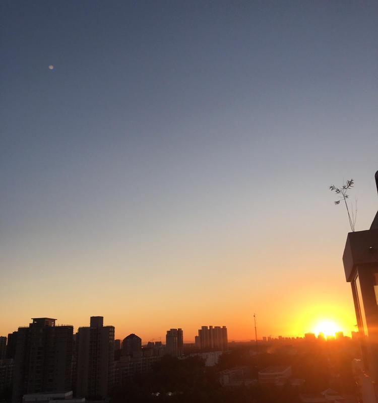 Beijing-Chaoyang-LOFT,Indigo,Solana,Chaoyang Park,Rooftop terrace ,🏠