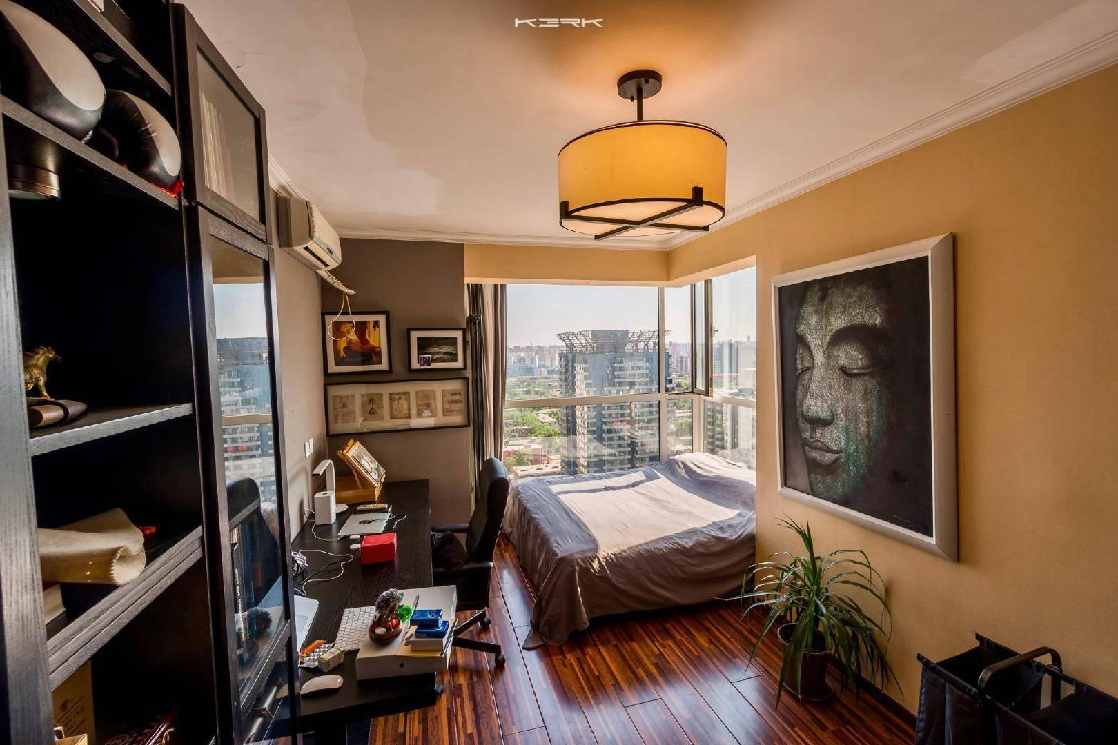 Serge本人的房间✨