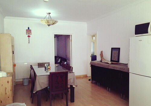 Beijing-Chaoyang-798 area,Shared Apartment,Replacement