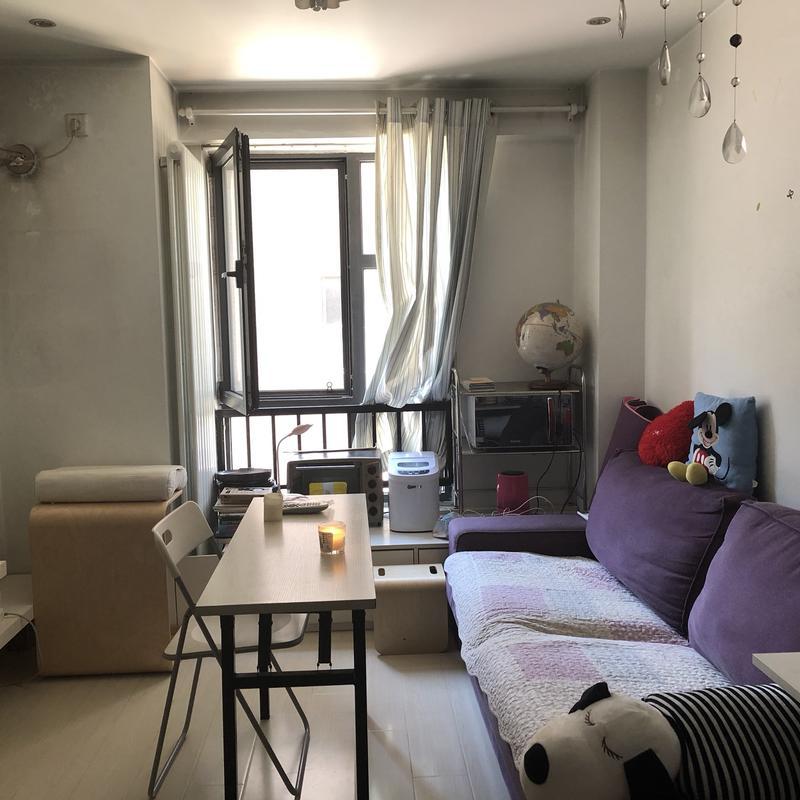 Beijing-Fengtai-Line 4&10,2 Bedrooms,Single Apartment