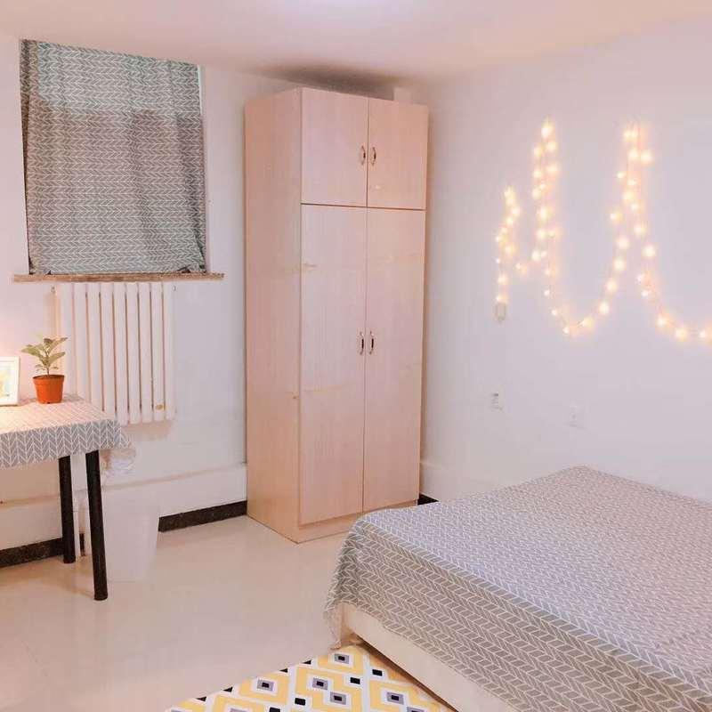 Beijing-Chaoyang-Loft,Shared Apartment,Pet Friendly,Seeking Flatmate