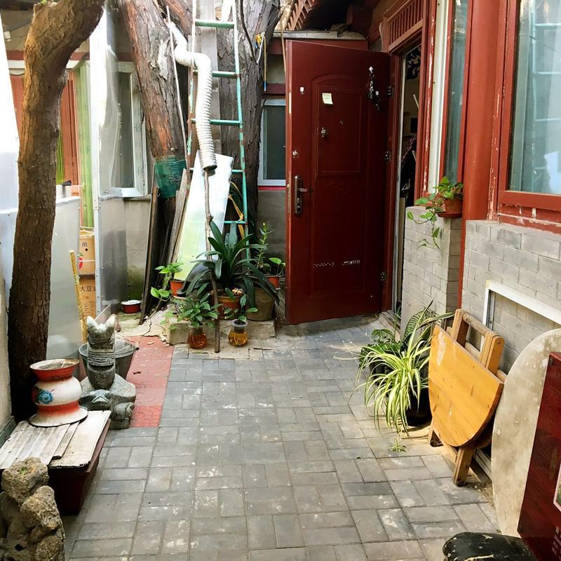 Beijing-Xicheng-Hutong modern equipped,Whole Apartment,Short Term