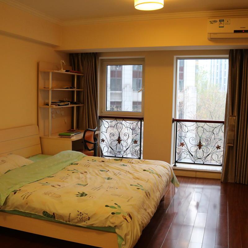 Beijing-Haidian-Wudaokou,Single Apartment,Short Term,Replacement,LGBT Friendly 🏳️🌈,Long & Short Term