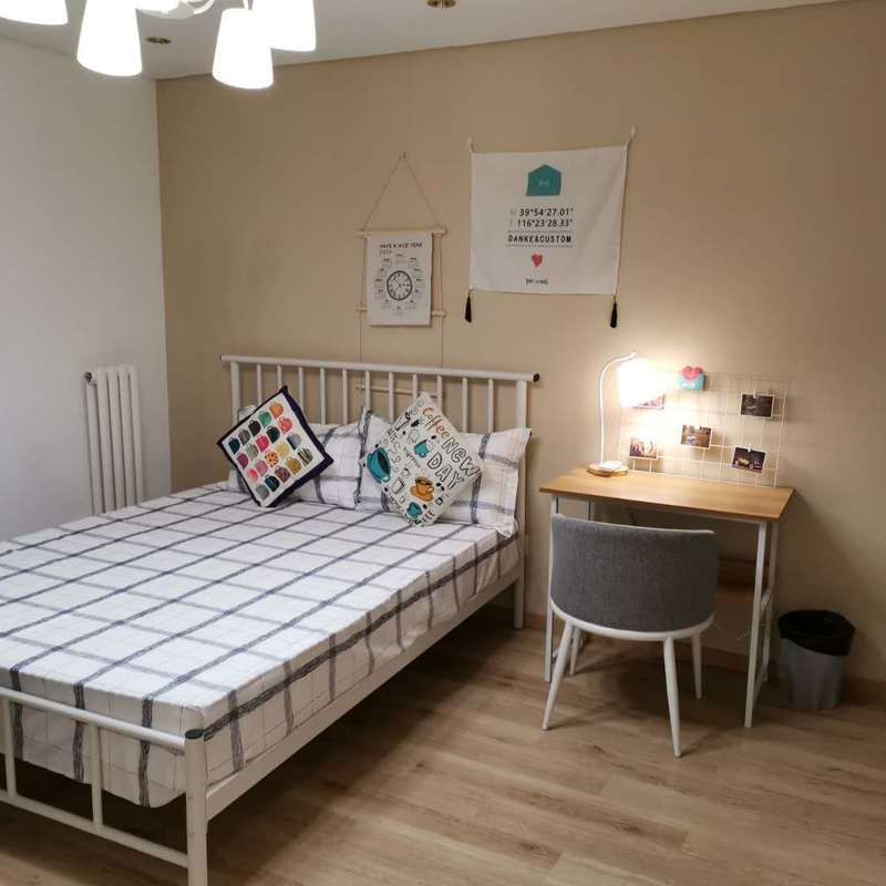 Beijing-Haidian-Shared Apartment,Seeking Flatmate,👯‍♀️