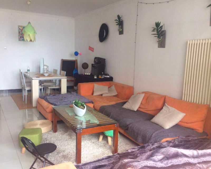 Beijing-Chaoyang-Seeking Flatmate,Replacement,Shared Apartment,Short Term