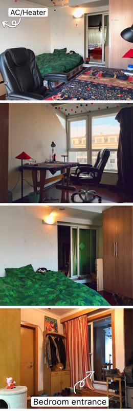 Beijing-Dongcheng-Sublet,Short Term,Seeking Flatmate,LGBT Friendly 🏳️‍🌈,Long & Short Term