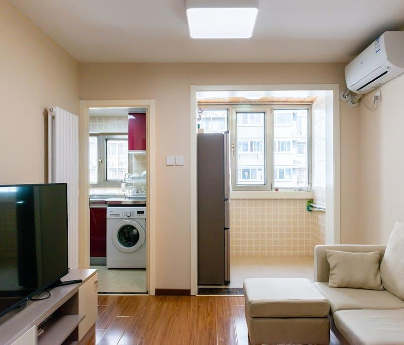 Beijing-Dongcheng-Dongzhimen,Short Term,Shared Apartment,Replacement