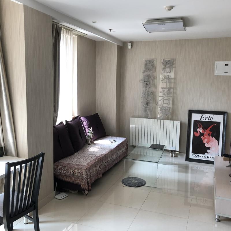 Beijing-Chaoyang-restaurants,gym,sanlitun,Single Apartment,Replacement,🏠