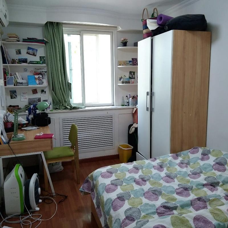 Beijing-Dongcheng-Dongzhimen,Shared Apartment,Replacement,LGBT Friendly 🏳️🌈,Long & Short Term