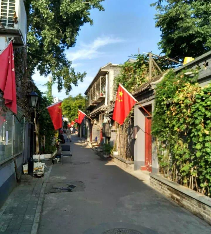 Beijing-Xicheng-Sublet,Single Apartment,Pet Friendly,LGBT Friendly 🏳️‍🌈,Long & Short Term,🏠