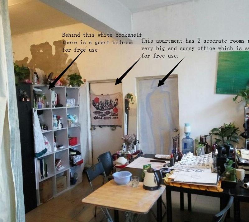 Beijing-Chaoyang-Sublet,Short Term,Shared Apartment,Seeking Flatmate,Long & Short Term,👯♀️,🏠