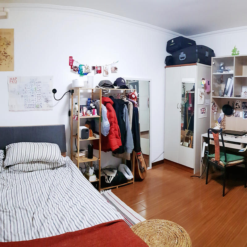 Beijing-Haidian-👯‍♀️,Long & Short Term,Replacement,Shared Apartment,LGBT Friendly 🏳️‍🌈,Seeking Flatmate