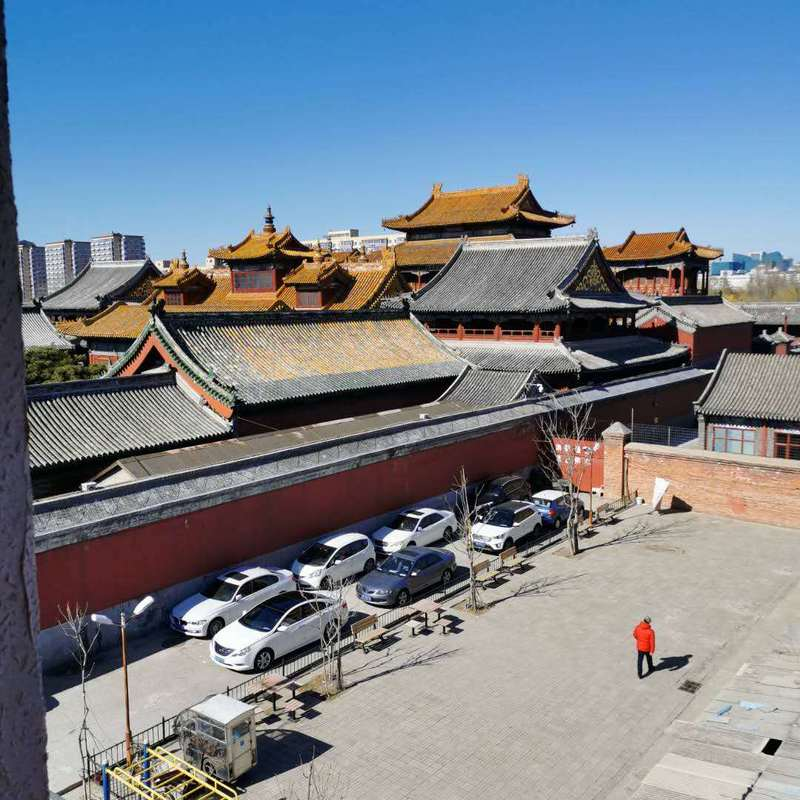 Beijing-Dongcheng-Lama Temple,Shared Apartment,Replacement,Long & Short Term
