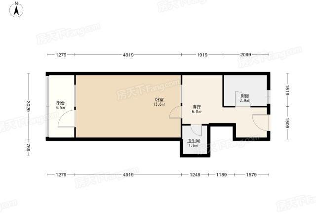 Beijing-Xicheng-Line 7,No agents bother,Long & Short Term,Single Apartment