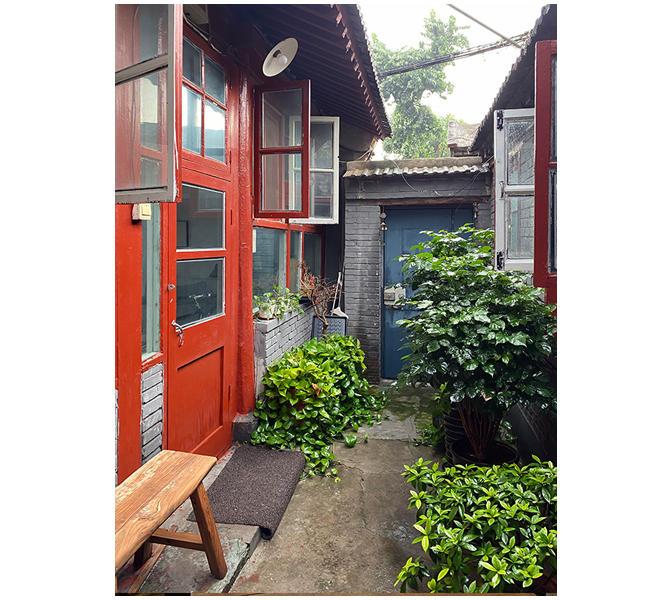Hutong-Courtyard-Single story house-Short Term-Seeking Flatmate-Shared Apartment-LGBT Friendly 🏳️🌈-Long & Short Term