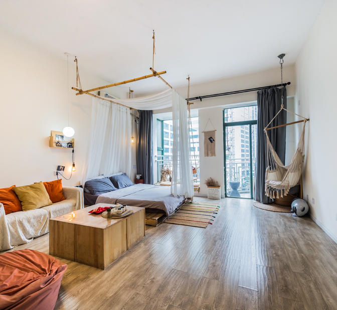 位置超棒-民宿房源-Long & Short Term-Single Apartment