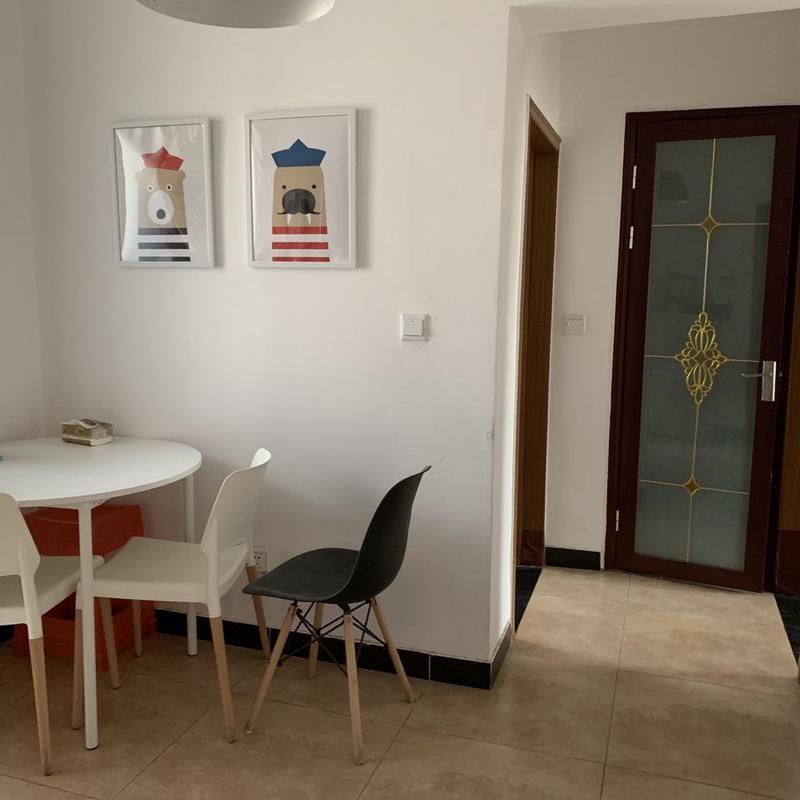 Beijing-Haidian-👯♀️,Shared Apartment,Long & Short Term,Seeking Flatmate