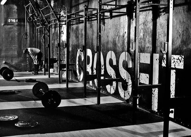 Free CrossFit Trainning: Pard·Remix & Wellcee