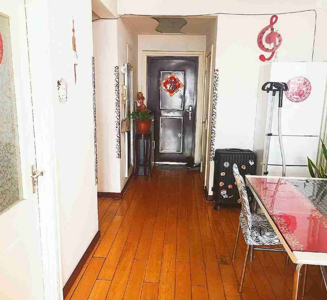 合租-Fatou subway Station-👯♀️-找室友-长&短租-Long & Short Term-Seeking Flatmate-Shared Apartment